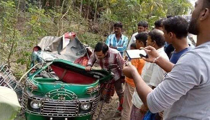 নোয়াখালীতে পৃথক সড়ক দুর্ঘটনায় ছাত্রদল নেতাসহ তিনজন নিহত