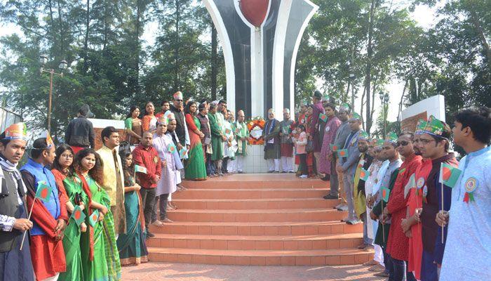 নোয়াখালীতে মহান বিজয় দিবস উদযাপন